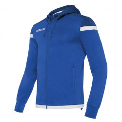 Macron-Eadesy-Hooded-Trainingsjack-Blauw-Wit